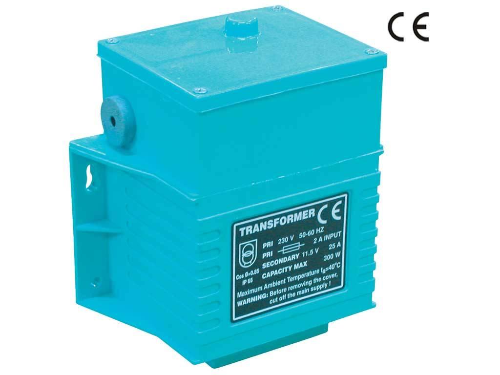 100 W / 230 - 12 V outlet