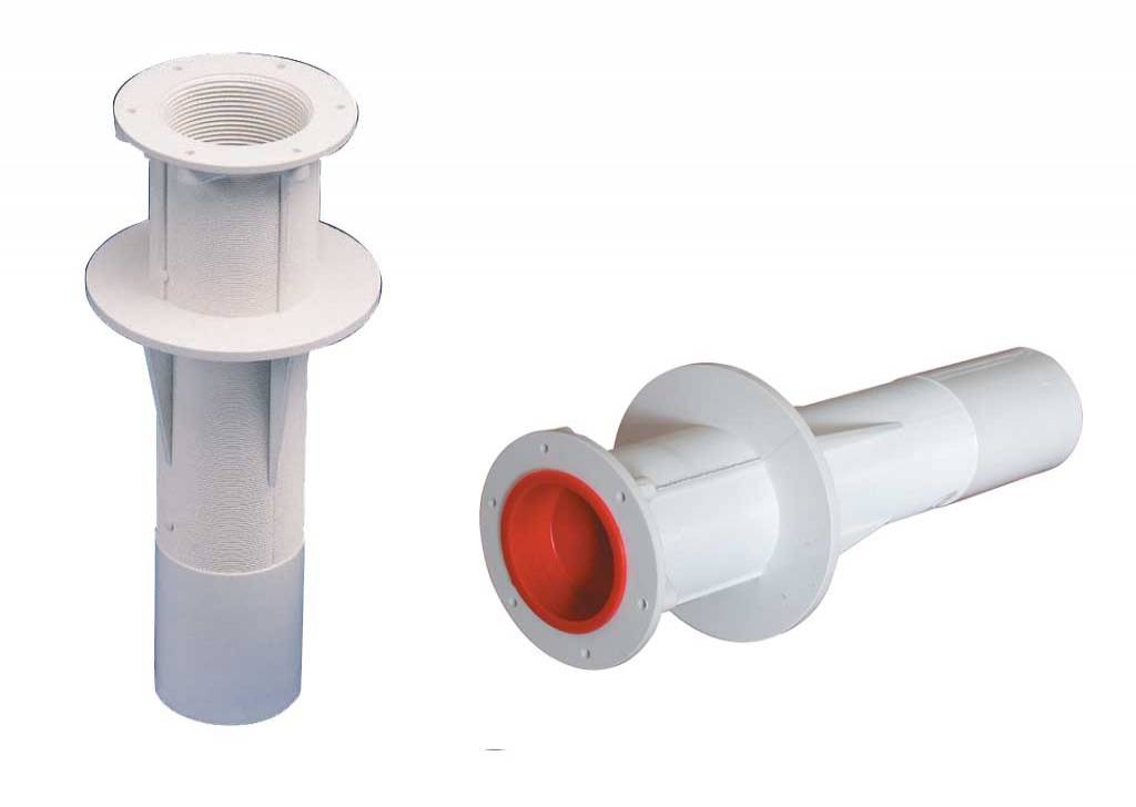 Wall Conduit for Concrete Pools