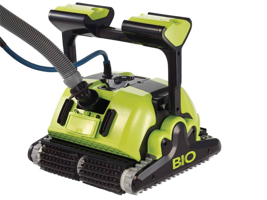 "DOLPHIN ""BIO-S"" AUTOMATIC POOL/POND CLEANERS"