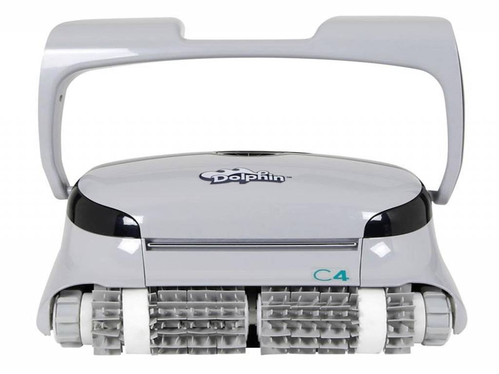 "DOLPHIN ""C4"" AUTOMATIC POOL CLEANERS."