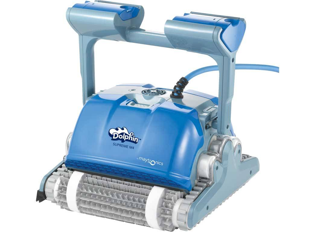 """DOLPHIN """"SUPREME M4"""" AUTOMATIC POOL CLEANER"""