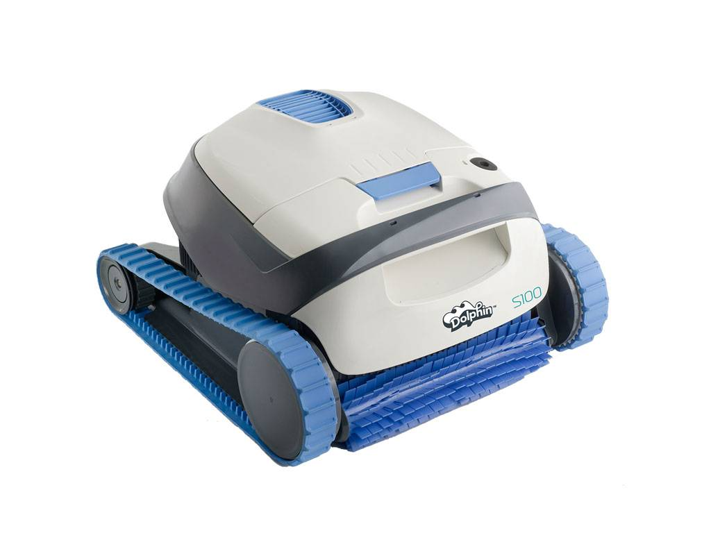 "DOLPHIN ""S100"" AUTOMATIC POOL CLEANERS"
