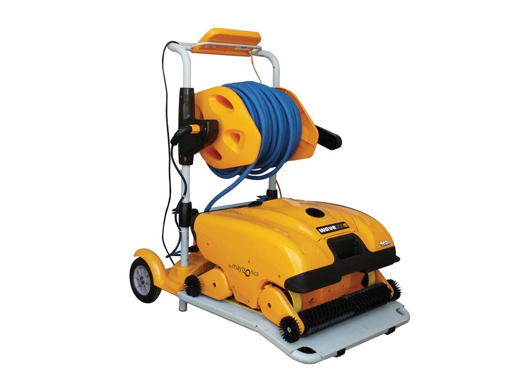 "Dolphin ""WAVE 200"" Automatic Pool Cleaner"