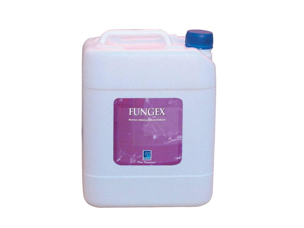 """""""FUNGEX"""". Fungicidal disinfectant"""
