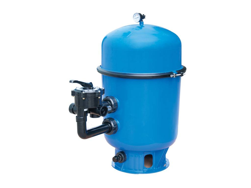 "GEMAS ""INJECTRONE CL"" PLASTIC SAND FILTER"