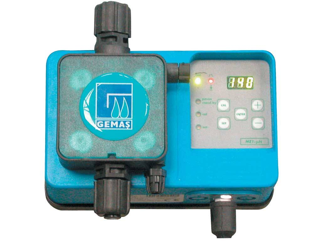 GEMAS Monoblock Measurement and Dosing Unit