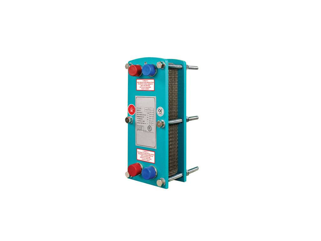 GEMAS Stainless Steel Plate Heat Exchanger
