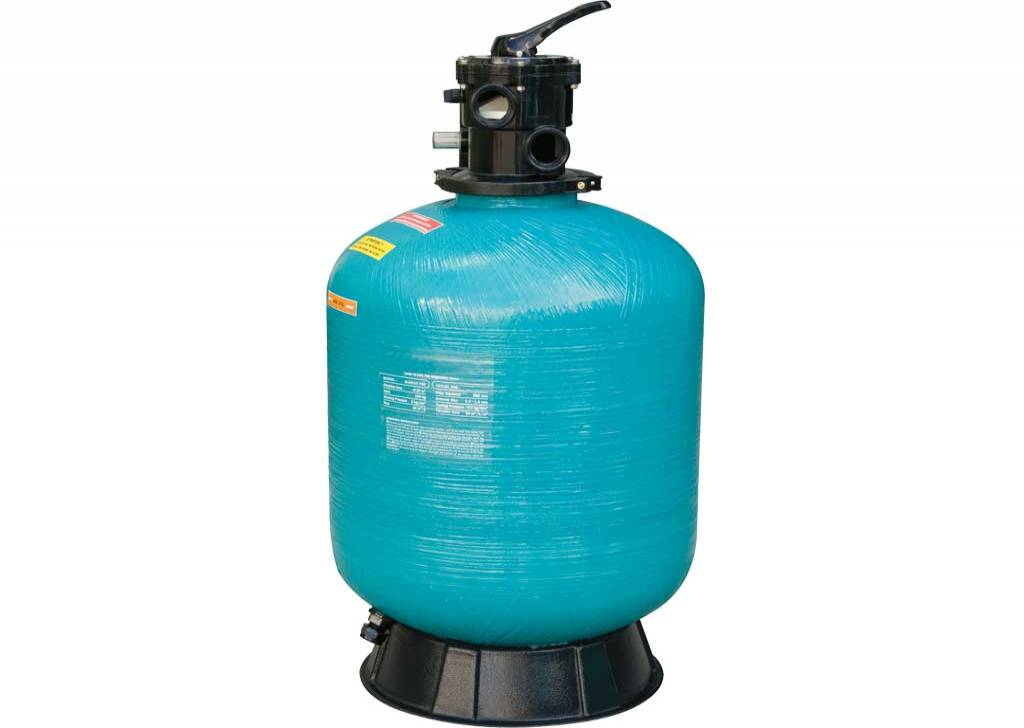 "GEMAS ""TURBIDRON CL"" TOP MOUNTED SAND FILTERS"