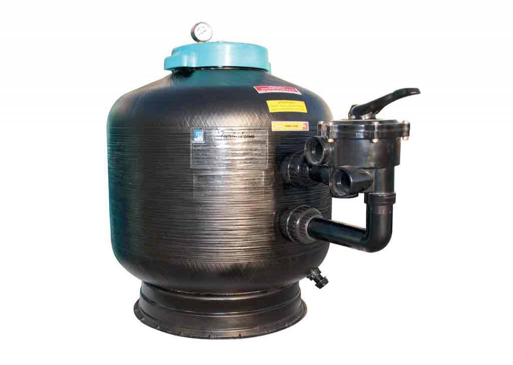 Gemas Turbidron SL Side Mounted Pool Sand Filters