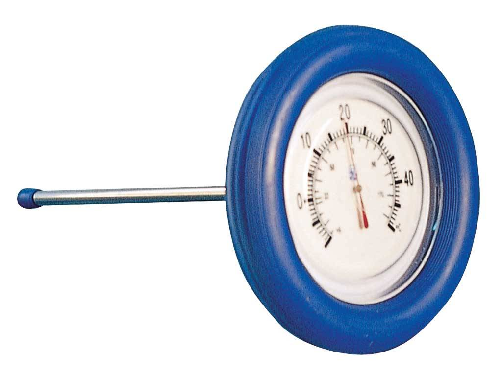 Pool Thermometer, floating and circular scaled, Ø 190 mm