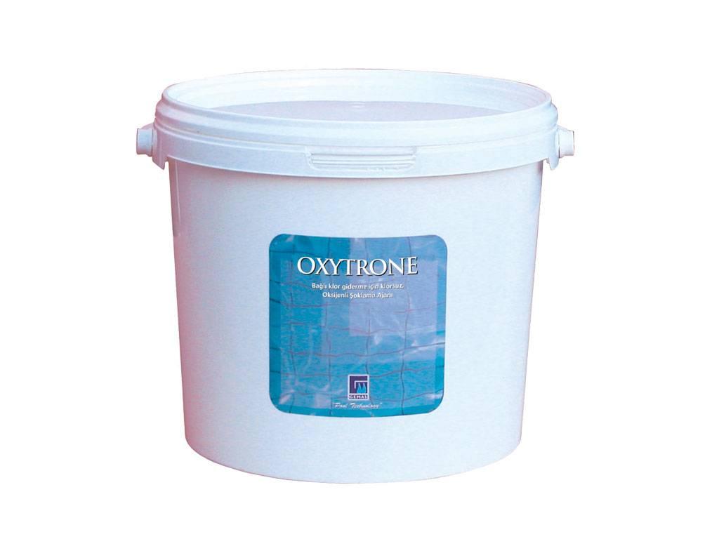 """OXYTRONE"" Non-Chlorine Shock Treatment"