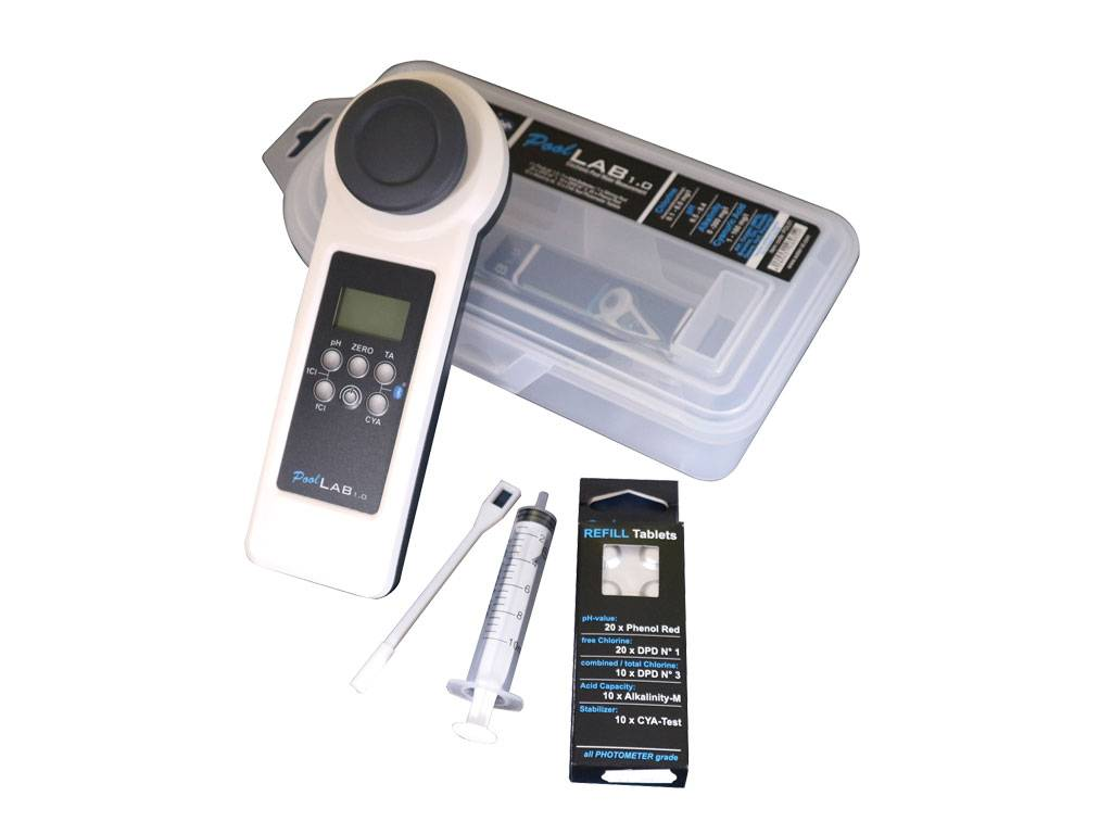"""POOLLAB"" Photometer Test Kits"