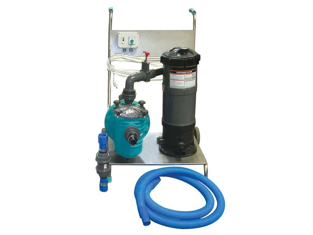 Compact Suction Cleaner - Cartridge Filter
