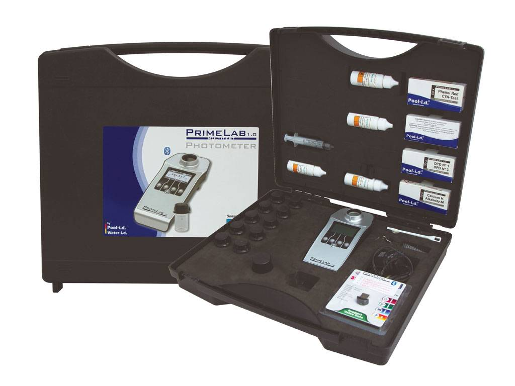 """PRIMELAB"" Multitest Photometer Test Kits"