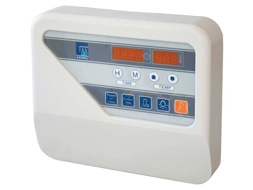 Sauna Control and Power Control Boxes
